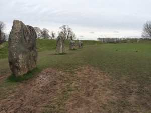 Visiting the Avebury landscape