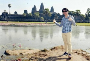 When in Cambodia