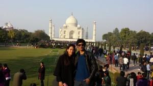 Taj Mahal Visit