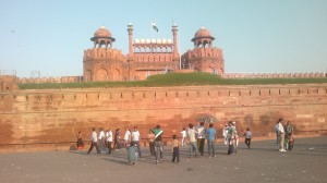 Heritage Fun at Red Fort