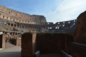Fori Imperiali – Colosseum & Pantheon