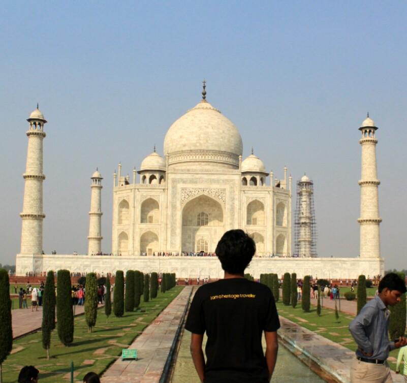 Taj Mahal Amit Das