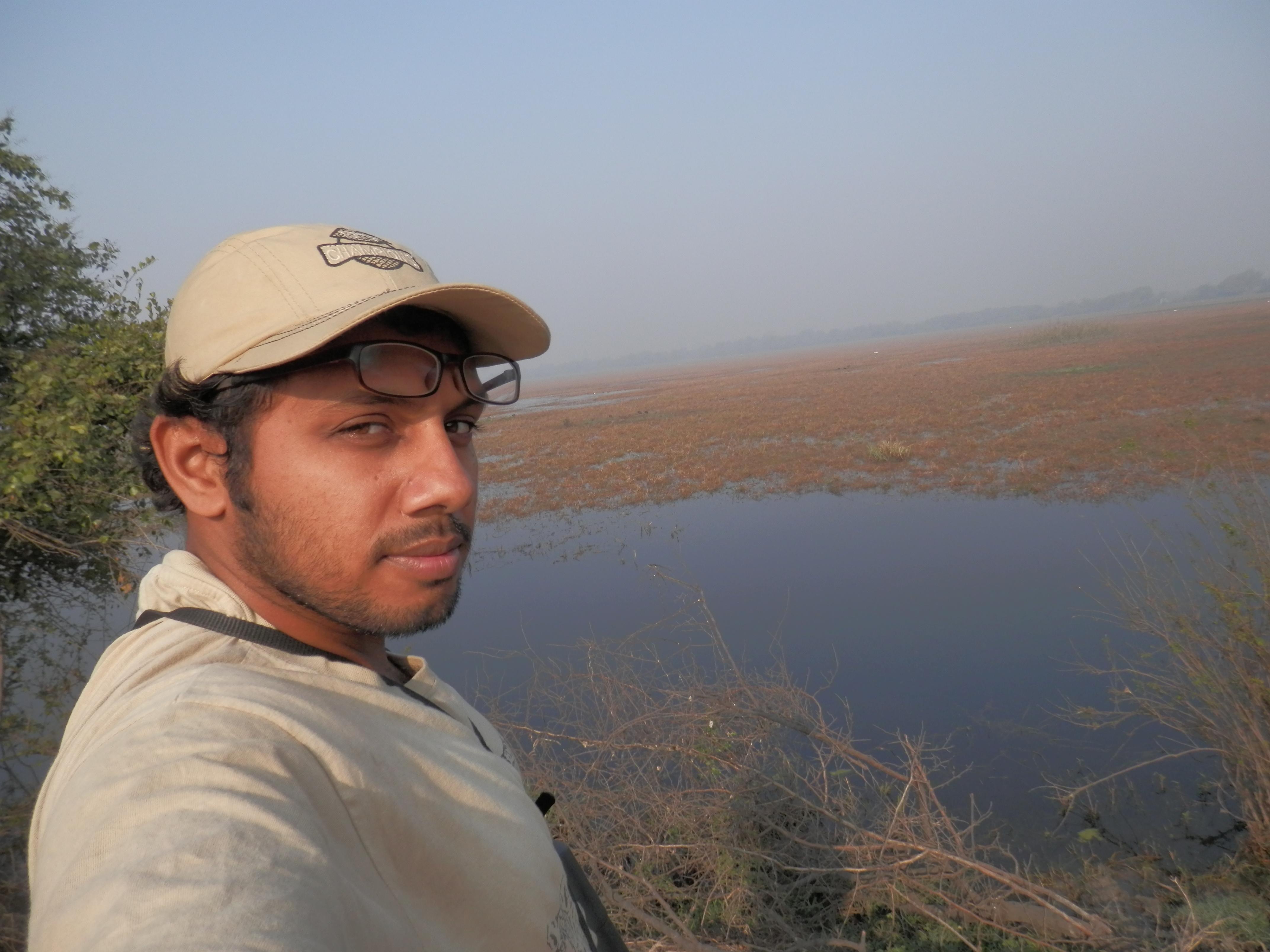keoladeo national park