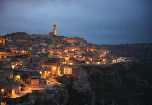 Matera's Sassi, a journey through time