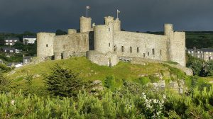 Castles of gwynedd