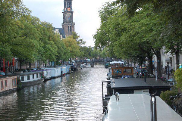 Seventeenth-Century Canal Ring Area of Amsterdam Amsterdam Canals