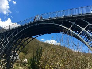 A day out at Ironbridge