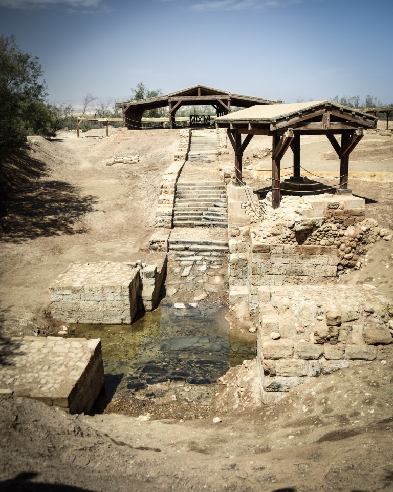 "Baptism Site ""Bethany Beyond the Jordan"" (Al-Maghtas) (Jordan)"
