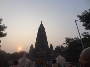 Bodhgaya – Nirvana place
