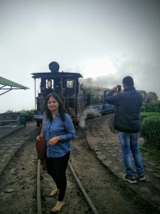 A Ride Into The Clouds with Darjeeling Himalayan Railway