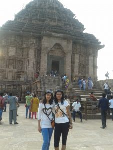 At The Sun Temple -Konark, Puri