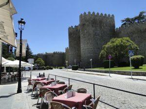 Walls of Avila, Spain, a #MustVisit