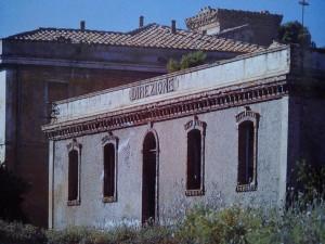 Il villaggio della Miniera di Seddas Moddizzis Foto realizzate da M.Oppes, S.Colombo 4