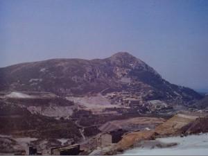 Il villaggio della Miniera di Seddas Moddizzis Foto realizzate da M.Oppes, S.Colombo 3