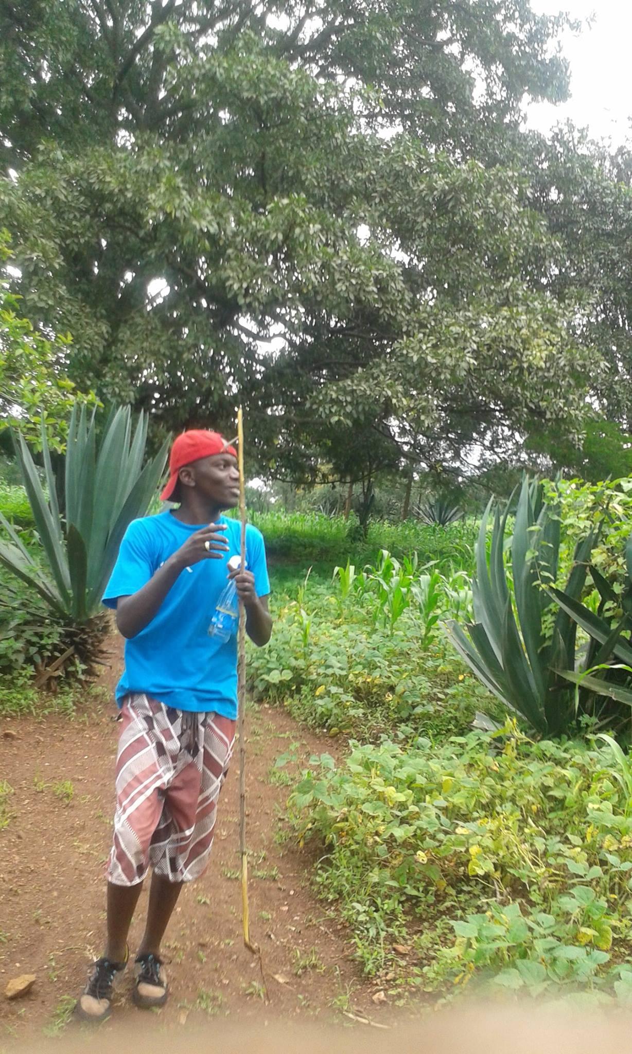 Mount kigali