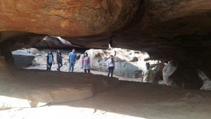 A visit to Bhimbetka Caves