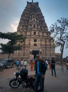 UNESCO RIDE – Hampi