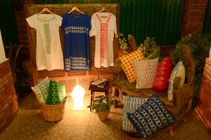 Product collection based on Nubian culture