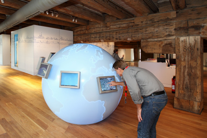 world heritage visitor centre regensburg