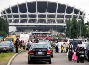 The Nigeria National Theatre