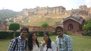 Wonderful Visit to Amer Fort, Jaipur, Rajasthan