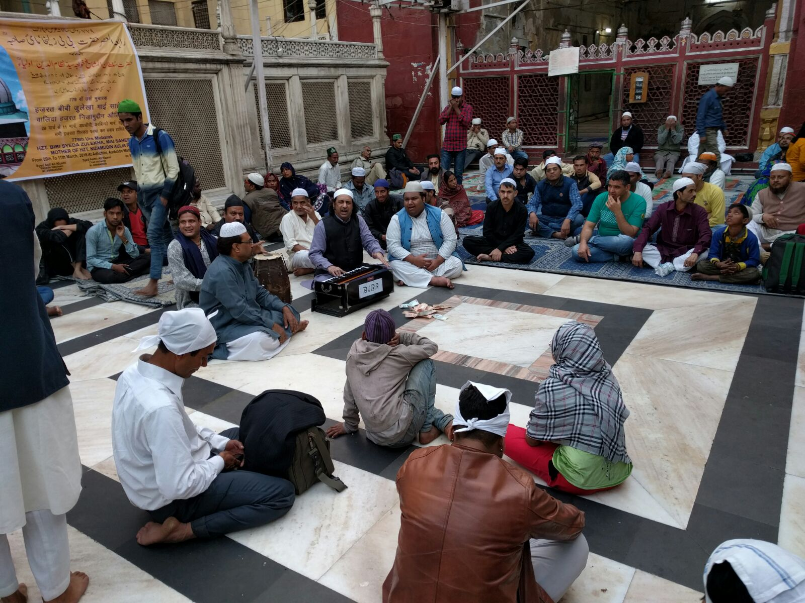 Sufi Devotional Music