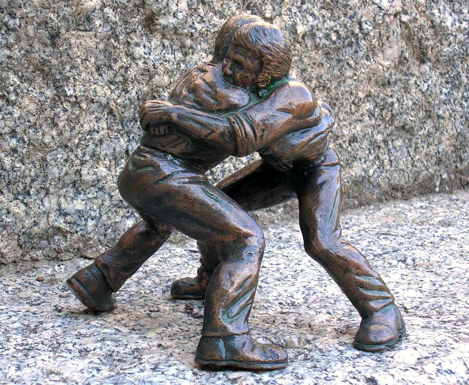 Sa Strumpa: the persistence of ancient cultures of sports
