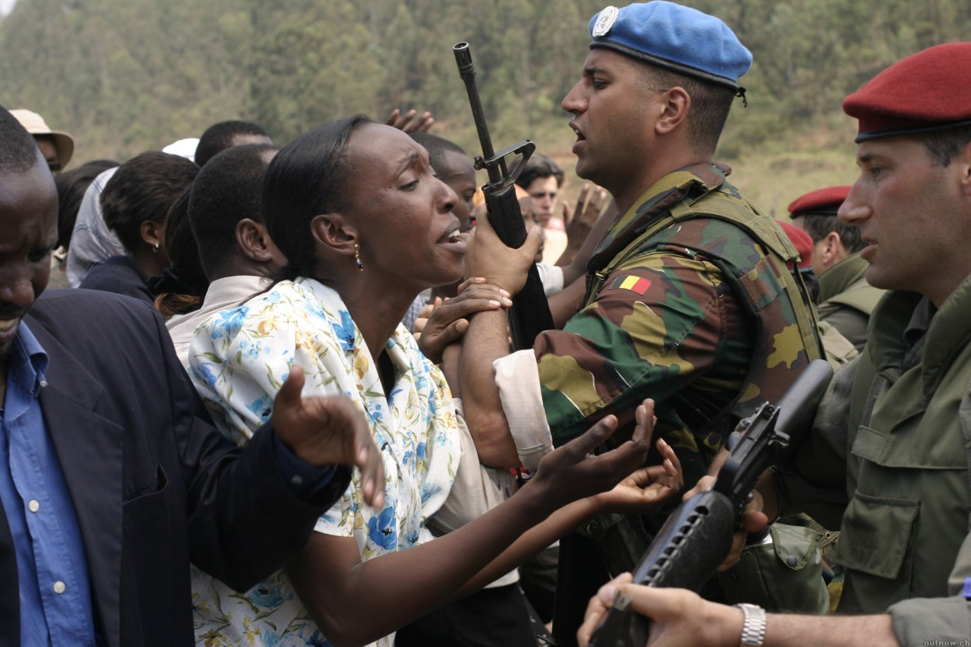 rwandan genocide tutsis versus hutus Although a series of brutal conflicts have been waged between hutus and tutsis, including the genocidal war in rwanda, distinctions between the two groups are less than clear.