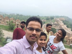 Beauty Of Rajasthan Kumbhalgarh Fort