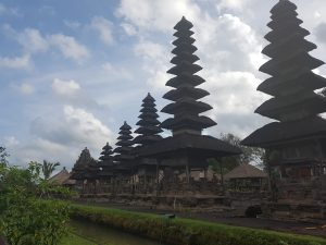 Balinese Royal Temple