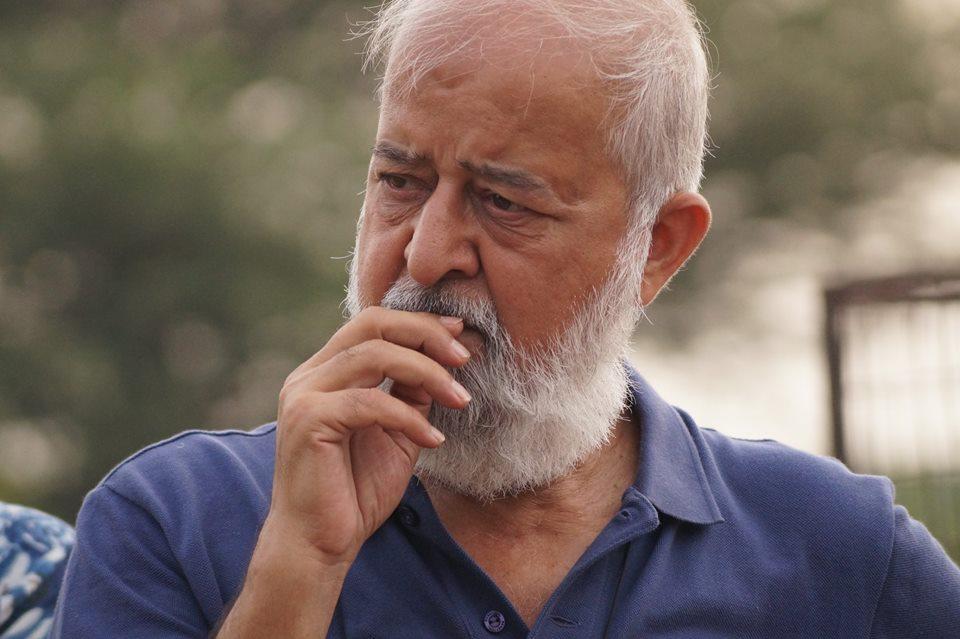 Delhi's Inner Circle: a meeting with historian, Sohail Hashmi