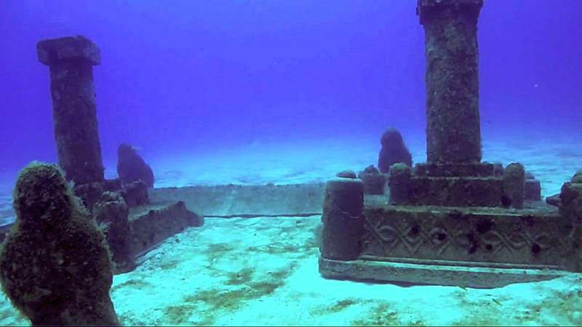 Where Mythology Meets Reality: Sunken City Of Dwarka - Make ...