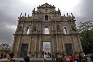 Historic Center of Macau