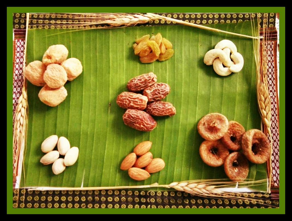 Antin Undi: A burst of dry fruit, Kannadiga style - GoUNESCO - Make