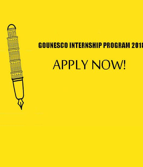 GOUNESCO-Internship-Program-2018