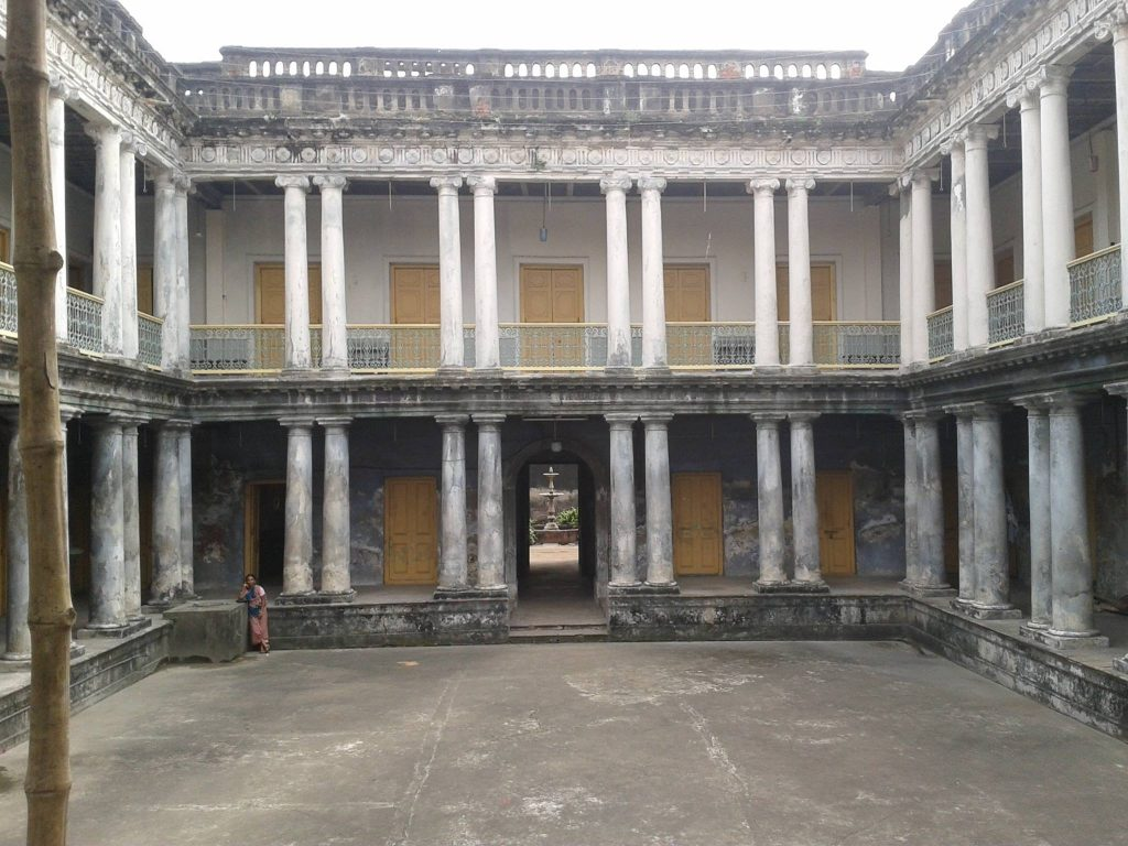 The neglected Jorasanko Rajbari Photo Courtesy: Supriyo Dutta