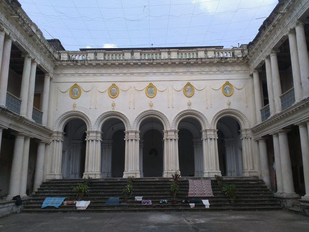 The Thakurdalan at Jorasanko Rajbari after restoration Photo Courtesy : Supriyo Dutta