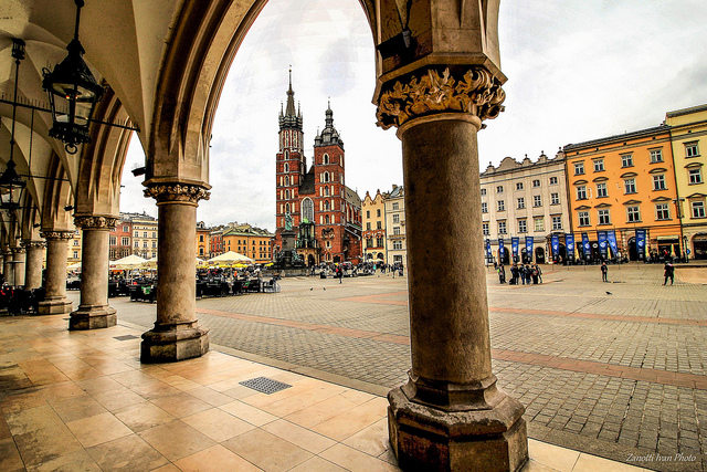 Krakow-square