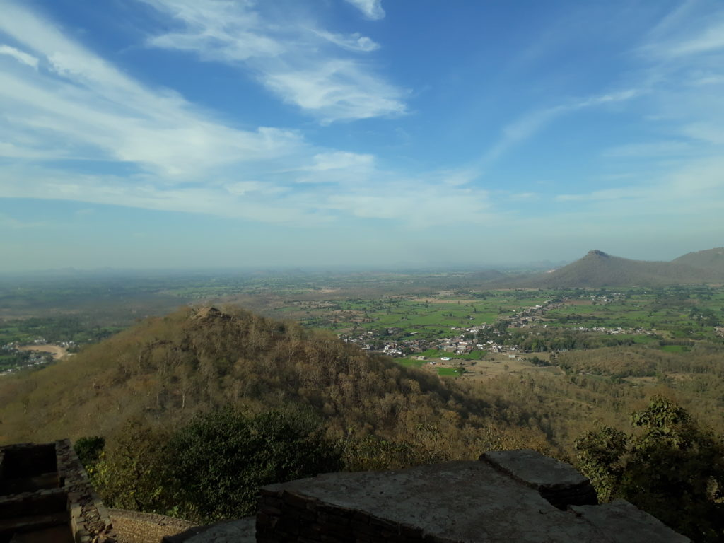 Panoramic View from the fort