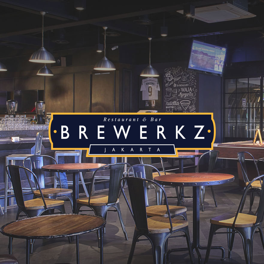 brewerkz website design by Grab Essentials