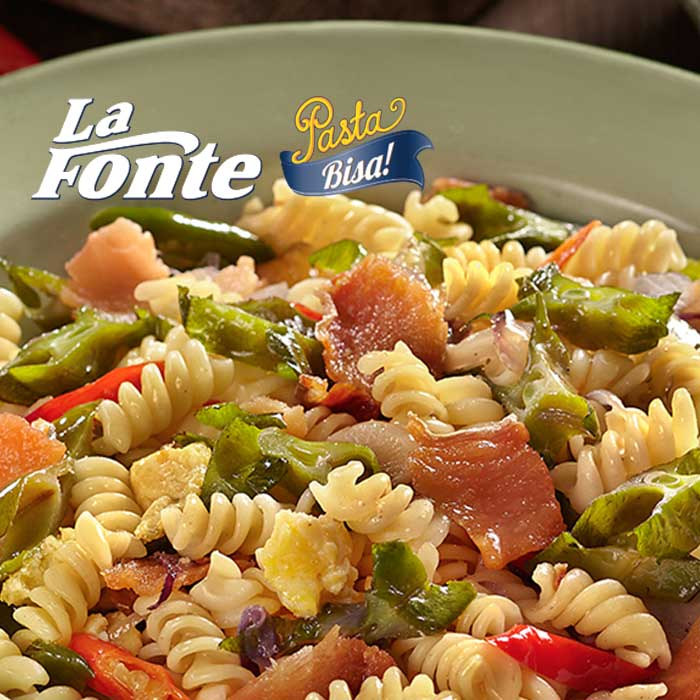 La Fonte Pasta Bisa SEO by Grab Essentials