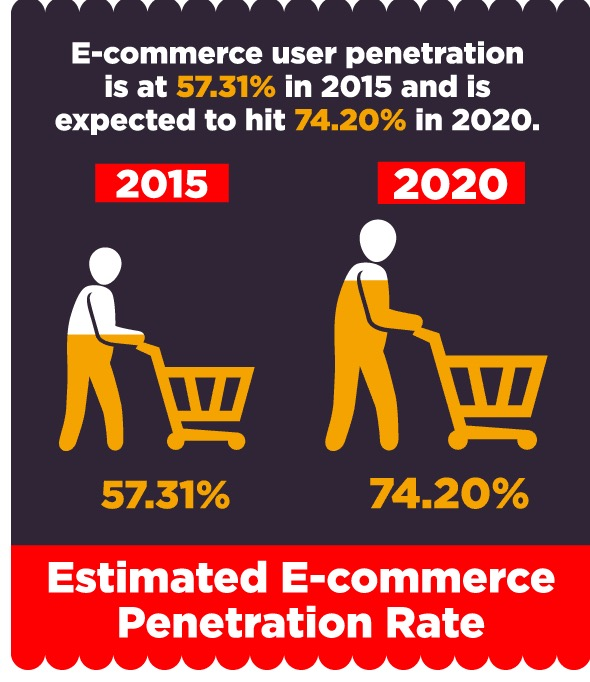 Ecommerce Penetration Rate