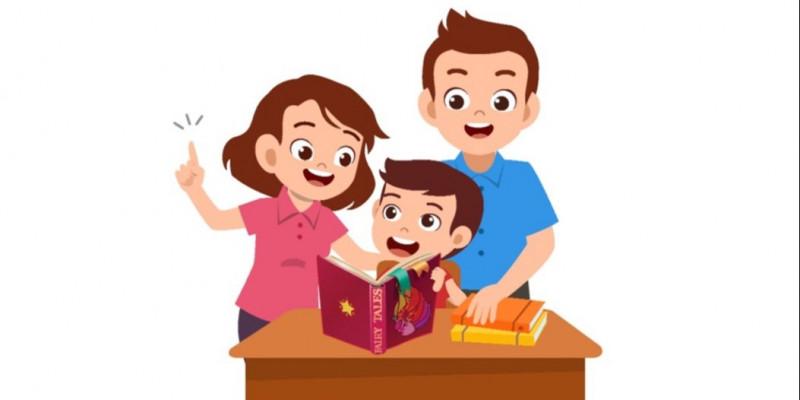 Guru Berbagi Panduan Orangtua Mendampingi Anak Belajar Dari Rumah Dengan Mikir