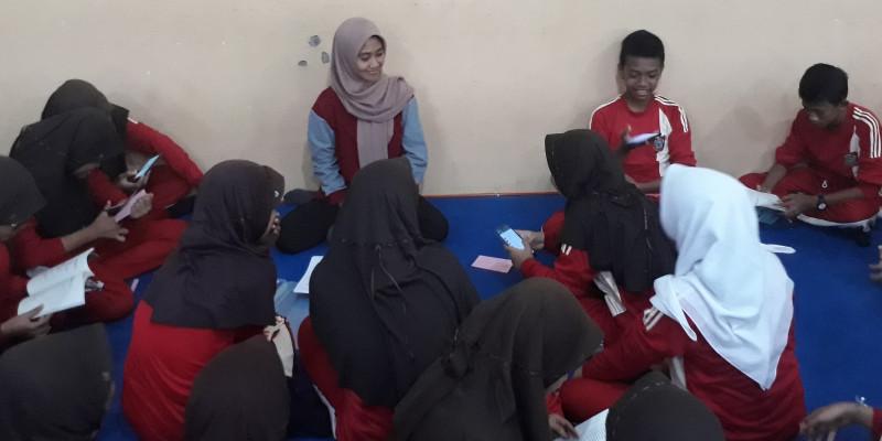 Guru Berbagi Rpp Teks Eksposisi Kelas Viii Semester I K13