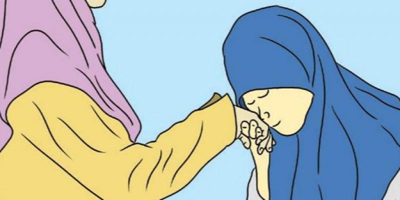 Guru Berbagi Cara Berbakti Kepada Orang Tua Dalam Islam