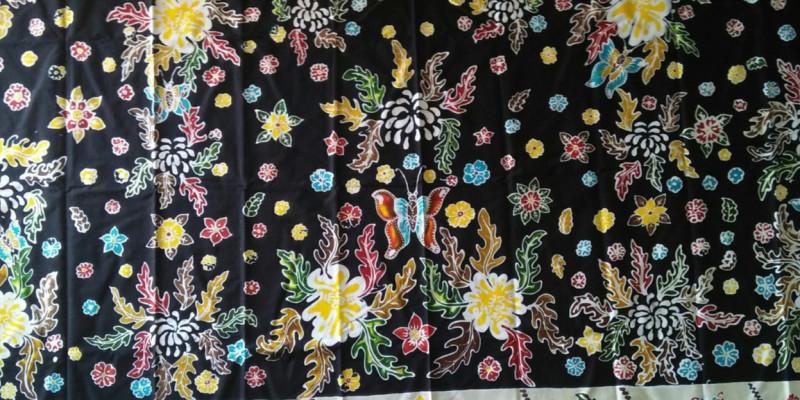 GURU BERBAGI | Menggambar Desain Batik Huruf Jawa