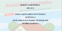 Download BAHAN AJAR DARING TEMA 5 SUBTEMA 3 PEMBELAJARAN…