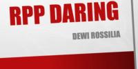 Download RPP Daring – Konflik dalam Kehidupan Sosial