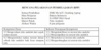 RPP Teks Anekdot Kelas X