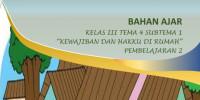 Download BAHAN AJAR KELAS 3 TEMA 4 SUBTEMA 1…